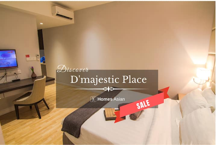 D'majestic Place by Homes Asian - Executive . D65