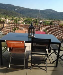 Belle chambre, coeur de la Provence - Cuges les pins