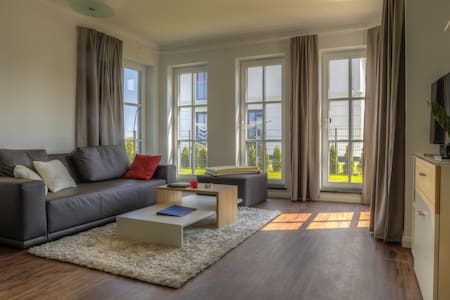 Villa Namenlos Ferienwohnung 1 - Börgerende-Rethwisch