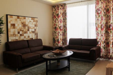Elegant Modern Apartment in Central Amman