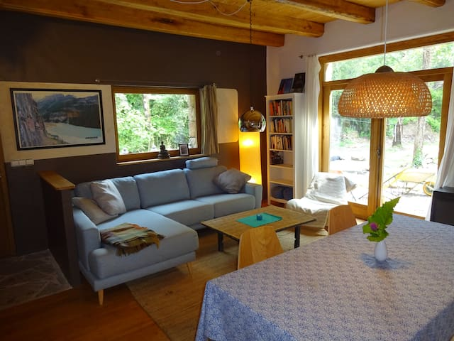 Easy Day Nature Retreat - in the heart of paradise - Montagut - Apartment