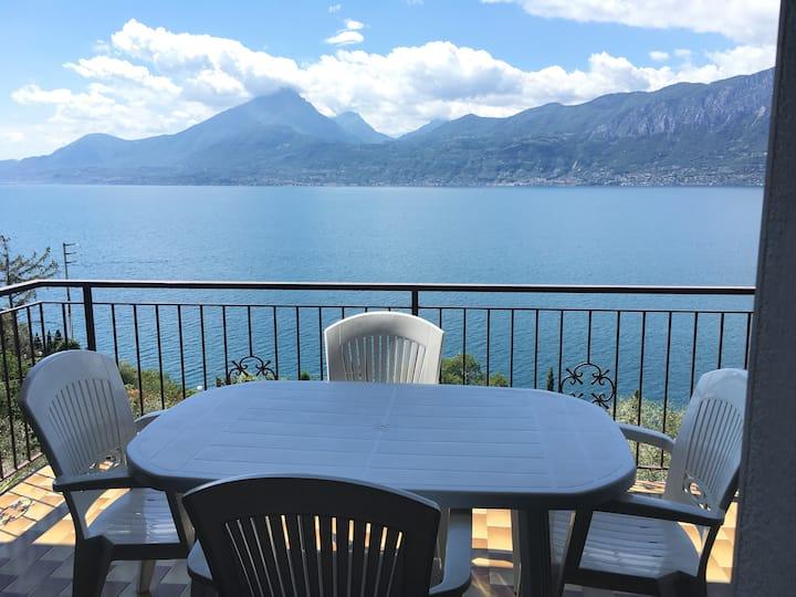 Ferienwohnung La Pianta, See, Natur un Relax