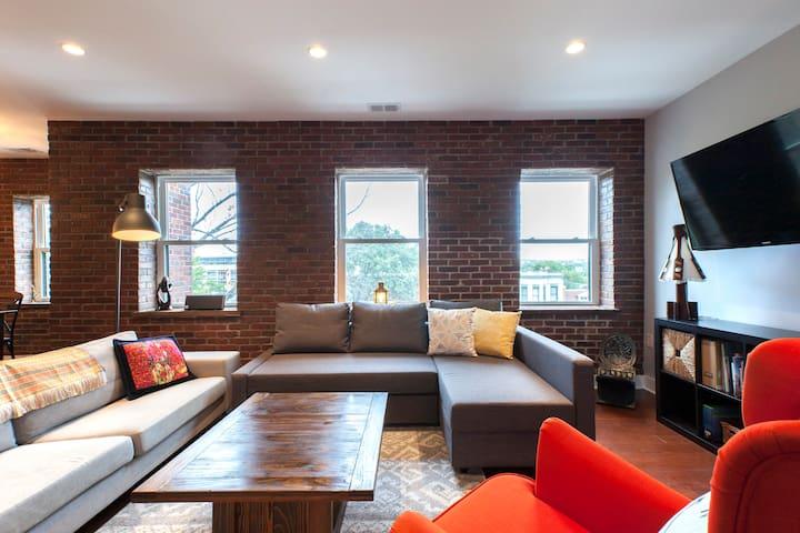 Brand new 2 Bedrooms - City Center - Washington - Appartamento