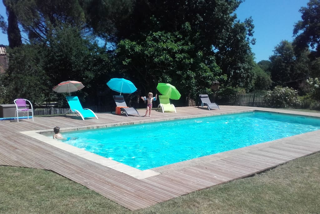 Holiday Cottage In Nice Farmhouse W Swimming Pool Farm Stays For Rent In Cause De Cl Rans