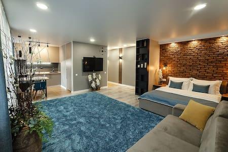 "Апартаменты-студио  ""Orhideya-apartment"""