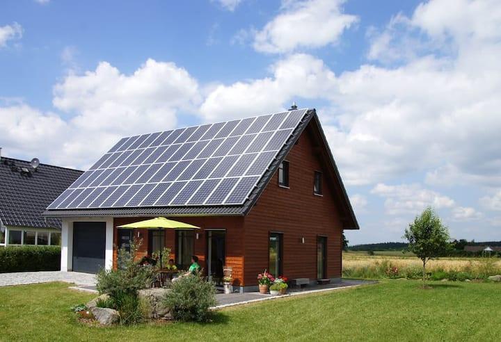 Ferienhaus Schmied (Bärnau), Ferienhaus Schmied mit kostenfreiem WLAN und idyllischem Garten