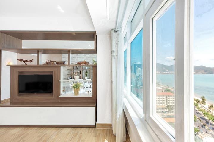 3 Bedrooms- Uplaza Apartment 150m2 Seaview (17.01)