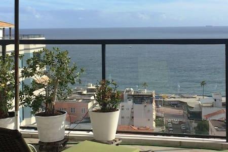 Maravilhosa Cobertura na Barra - Salvador - Loft-asunto