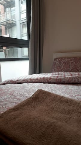 Amazing private Double Bedroom 10min for TempleBar