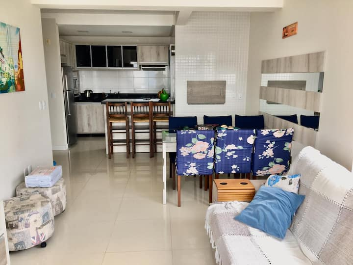 Apto 2 dormitórios completo Capão da Canoa
