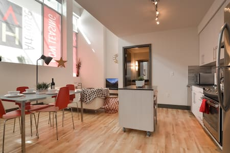 Lofted Dreams: A True Seattle Loft AR - Seattle - Loft