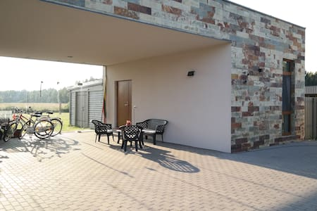 Private holiday house near the seaside (apartment) - Palanga