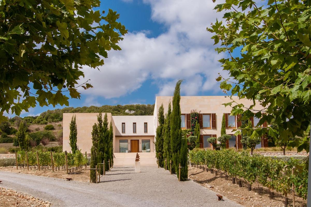 Villen Zur Miete In Sant Llorenç Des Cardassar, Illes Balears, Spanien