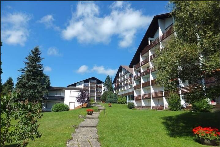 2-Zimmer-Ferienwohnung im Allgäu mit Pool
