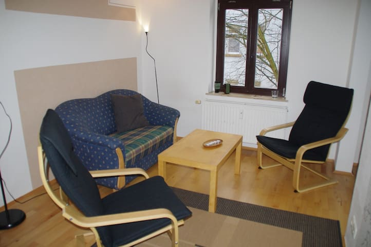 Apartment 2 im Clara Haus Leipzig Schleußig