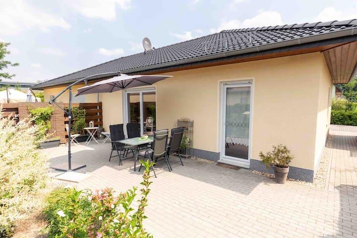 Hochwertiges Ferienhaus Brandenburg Nahe Beetzsee