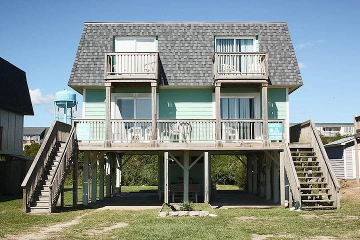 Family Vacation with great Ocean Views - 3 Br - 2 Baths - No Touch Check-in