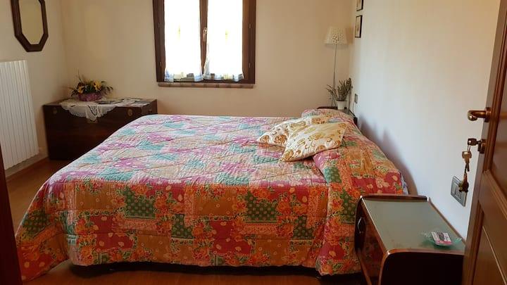 B&B Castelboccione (stanza gialla)