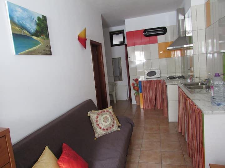 Casa de férias---Apartamento.