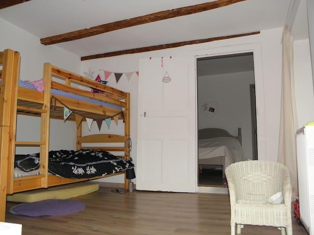 la maison du bonheur - Saint-Privat - Haus