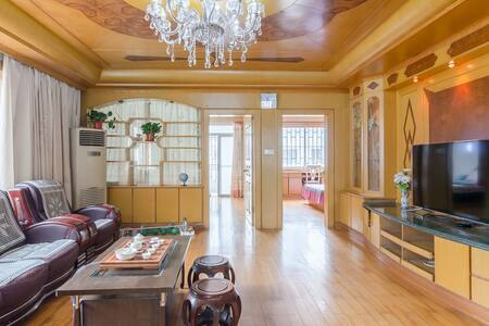 Sunny Airy Quiet Clean Apartment with 4 bedrooms - Fuzhou Shi - Apartemen