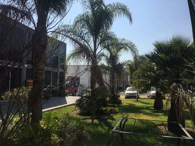 Excelente estancia en San Andrés Cholula