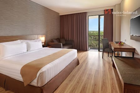 Superior Deluxe Room in Sorong by Swiss-Belhotel