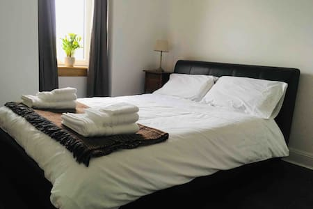 Newly renovated flat, 10min walk to town centre