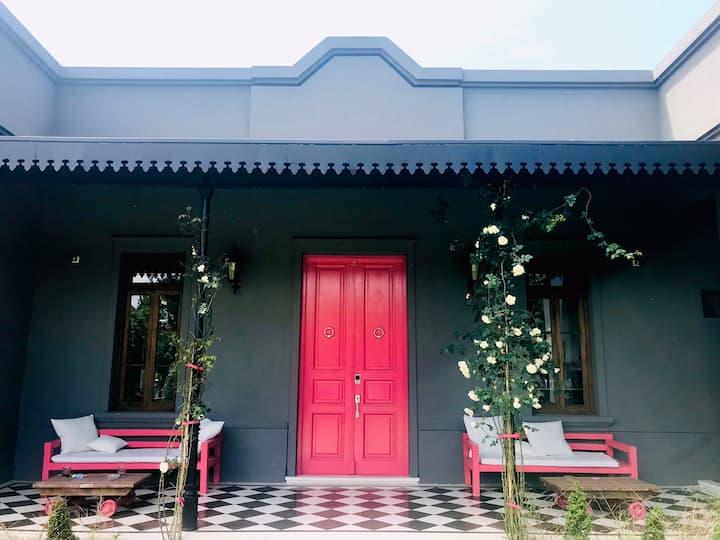 Casa de campo en la mágica Escondida de Manzanares