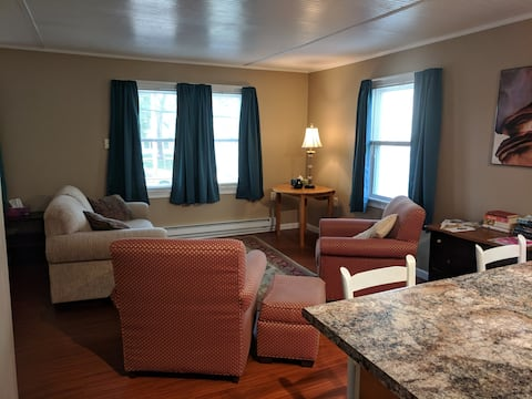 Fully equipped apartment in historic neighborhood