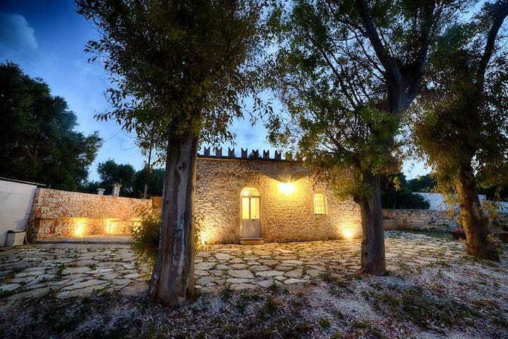 The Royal Lamia-Typical villa.