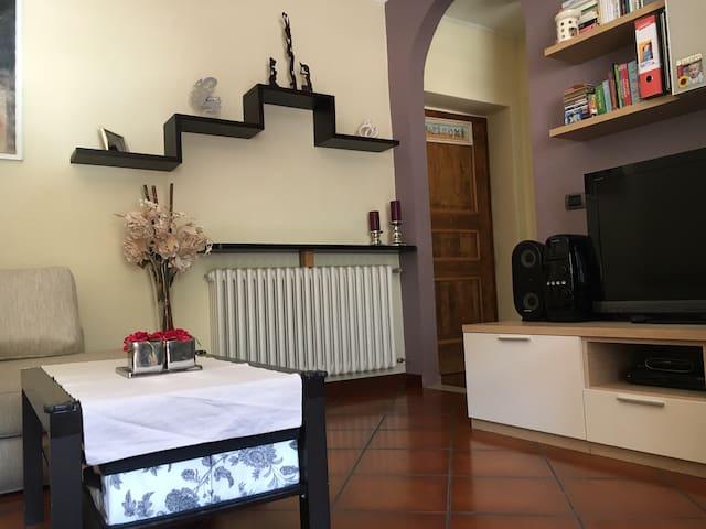 Grazioso bilocale nel cuore di Bagno di Romagna