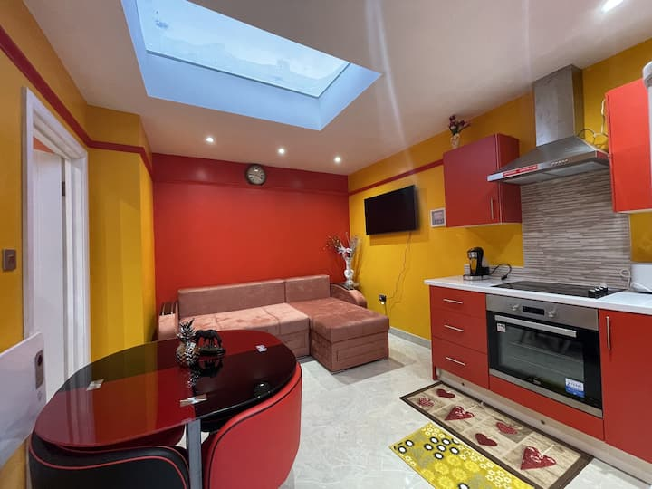 Modern Garden House in Harrow, London