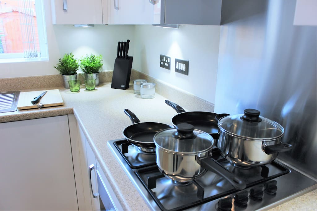 New hob systems