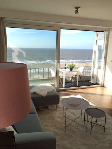 Beach apartment Zandvoort aan Zee - Zandvoort - Apartemen