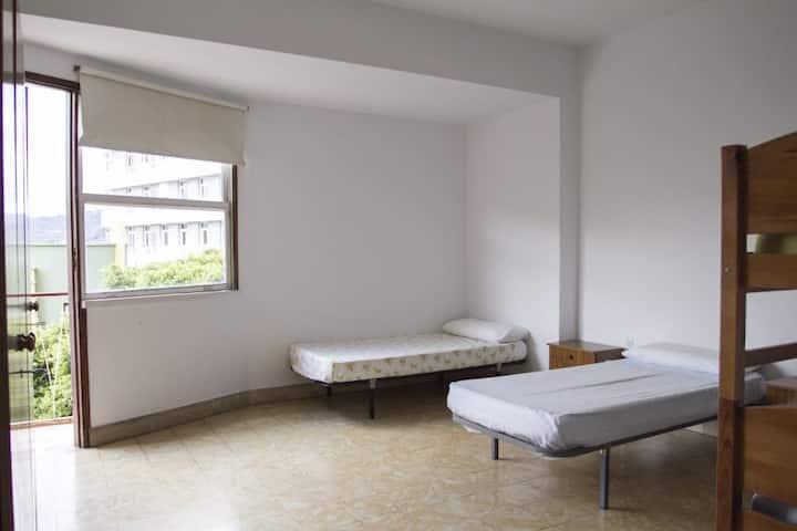 Habitación compartida - Guataca