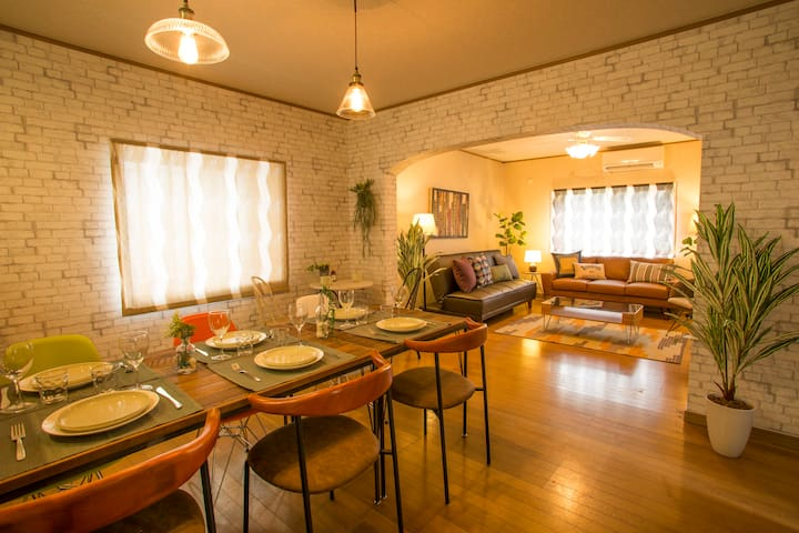 Your best choice in Chatan!! American style condo