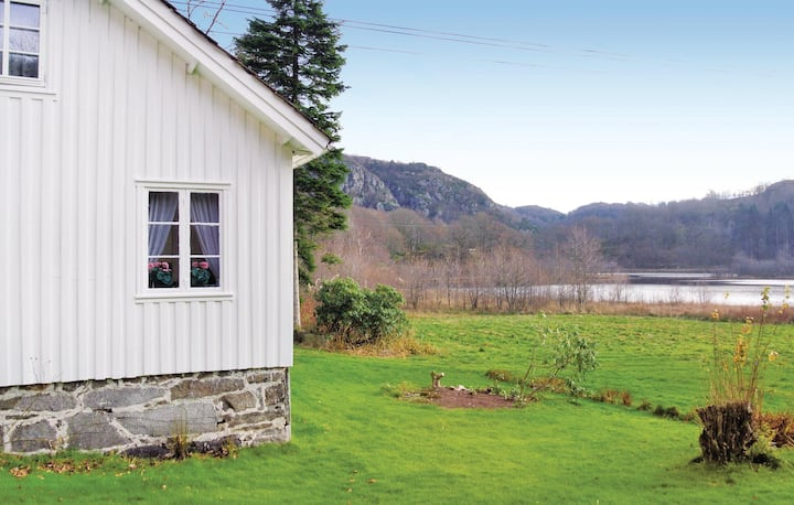 Amazing home in Farsund with 2 Bedrooms