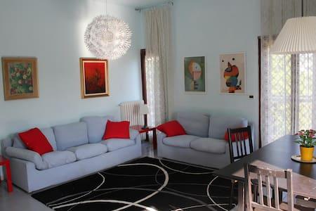 Villa Rosa - Appartamento 95mq Pietra Ligure - Giustenice