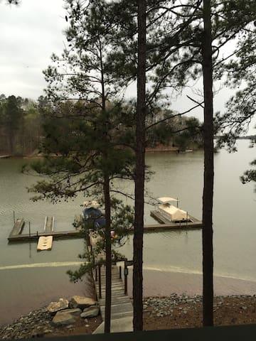 Lake Martin condo, StillWaters w/boat slip!