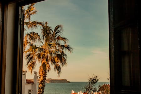 Fantastic apartment with see view in Fornellsbeach - Platges de Fornells