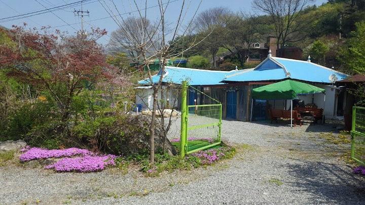 삼시세끼풍 가평군 시골집