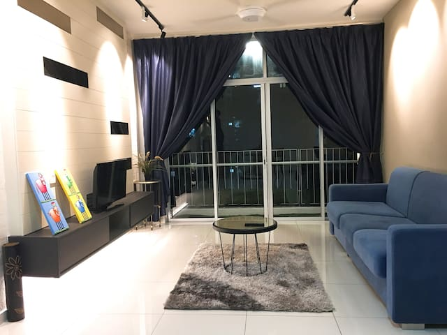 Family Sweet home,3 bedroom in KL,nearby midvalley