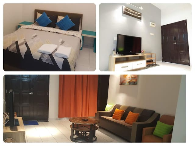 LiveIpoh City Center Landed Homestay(7-8 Pax)