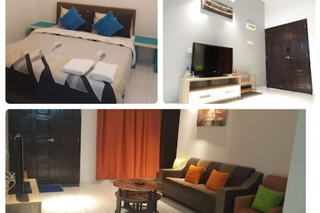 LiveIpoh City Center Landed Homestay(7pax)