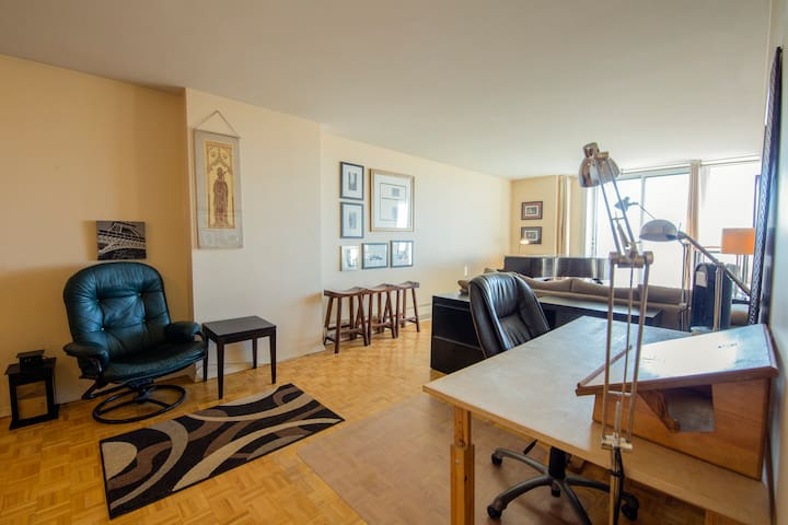 MUST SEE UNIQUE PROPERTY 1-bedroom apartment