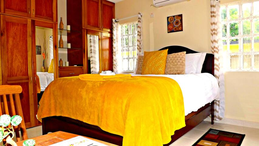 Jamaica Dream 1 bedroom apartment with air con. - Montego Bay - Apartament