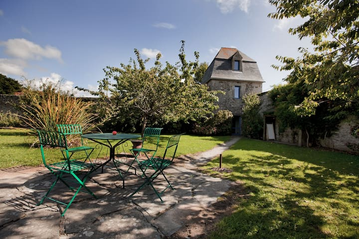 Le Pavillon Barbey - Les Pieux - Hus