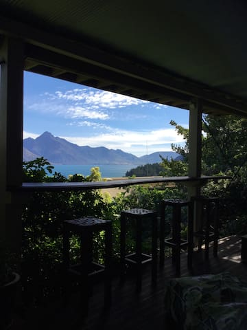 Queenstown Cosy Lakeview hidden gem - Queenstown - Appartement