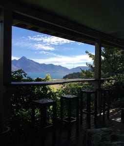 Queenstown Cosy Lakeview hidden gem - Queenstown - Byt